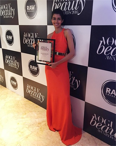 Model of the Year Pooja Mor