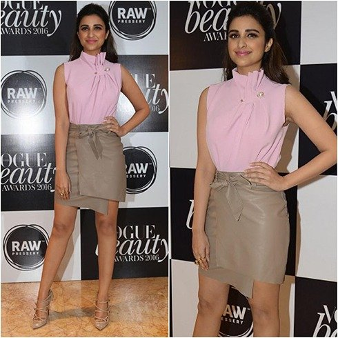 Parineeti Chopra At Vogue Beauty Awards