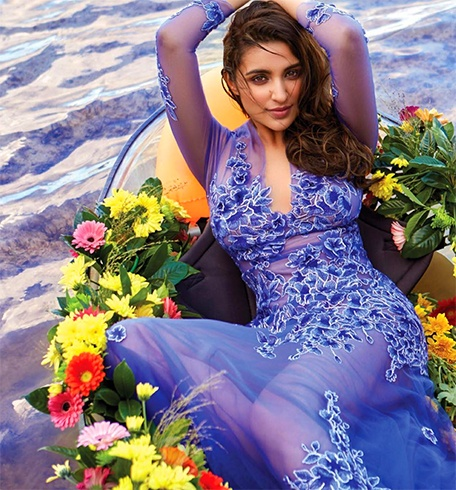 Parineeti LOfficiel Magazine