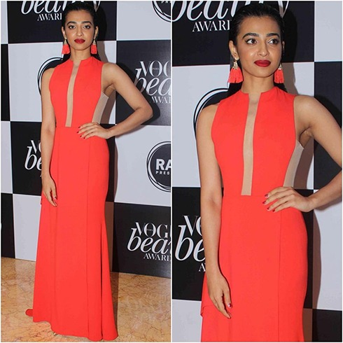 Radhika Apte At Vogue Beauty Awards