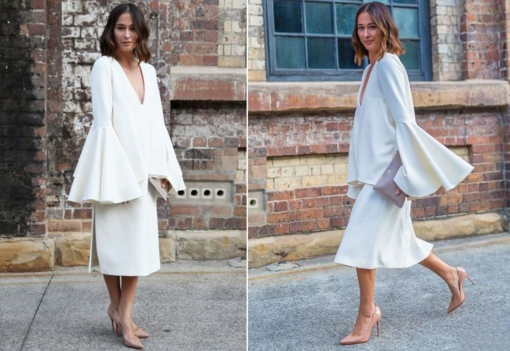 Style The Bell Sleeve Trend