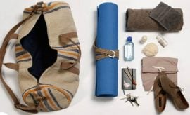 Things To Carry in your Yoga Bag