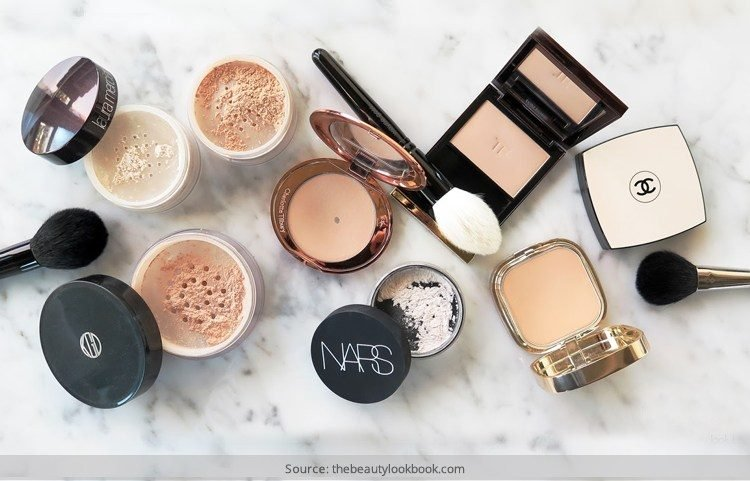 Types Of Face Powder