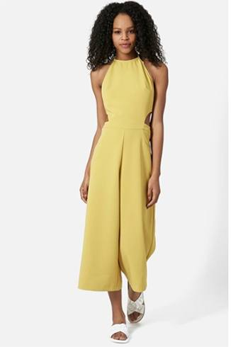 Ways to wear culotte jumpsuits