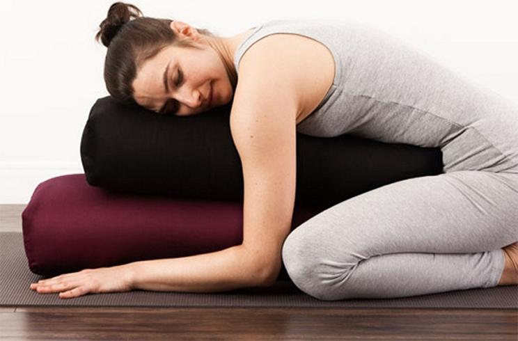 Yoga Bolsters