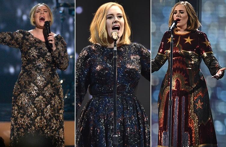 Adele Live Performance