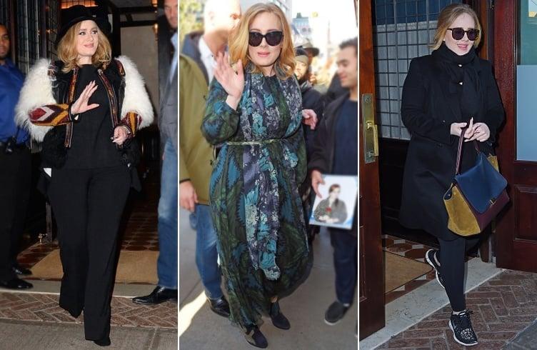 Adele Street Styles