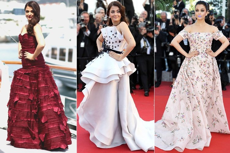 Aishwarya Rai Gowns