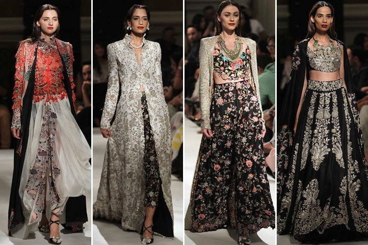 Anamika At India Couture Week 2016