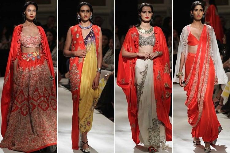 Anamika Khanna At 2016 India Couture Week