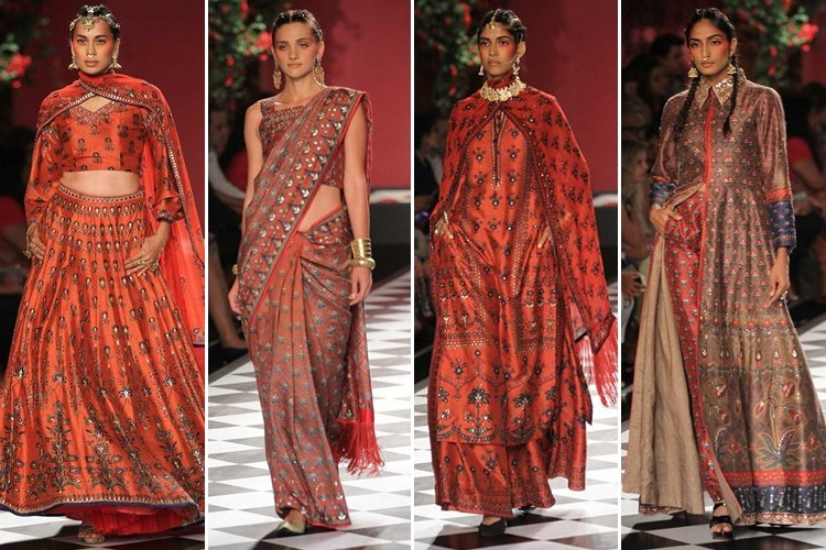 Anita Dongre at India Couture Week