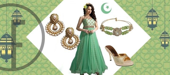 Anarkali For Eid