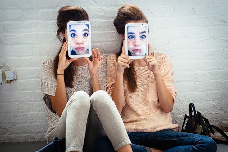 Women Selfies