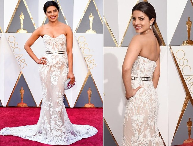 Bollywood Actresses In White Dresses