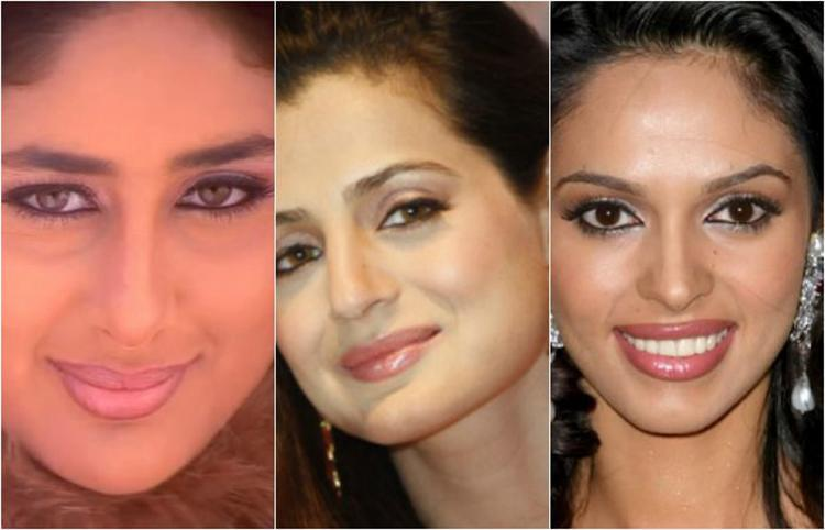 Bollywood Actresses Makeup