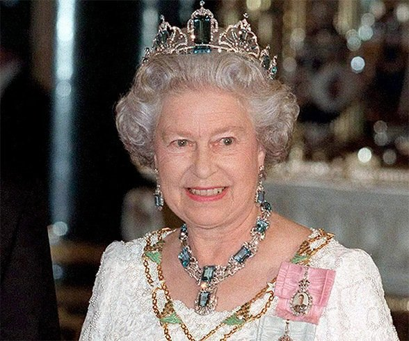 British Royal Family Jewels