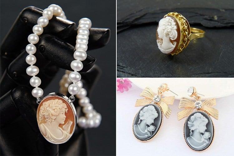 Cameo Jewelry