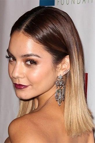 Celebrity Medium Hairstyle