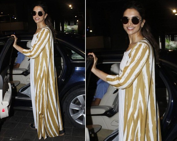 Deepika Padukone Travel Fashion