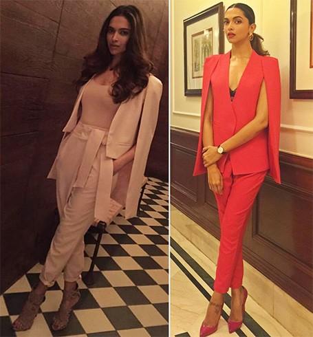 Deepika Pant Suit Style