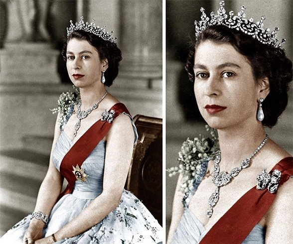 Elizabeth II Jewels