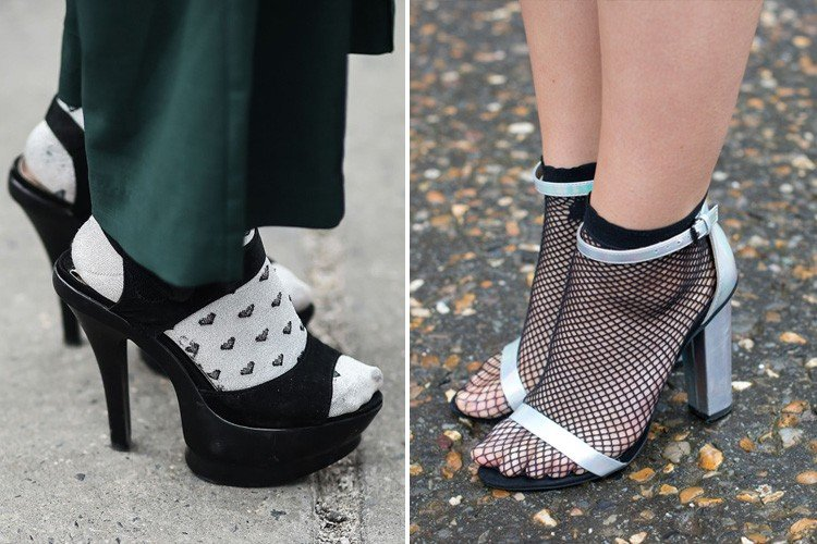 Fashionable Socks