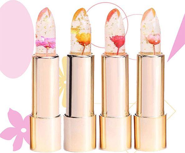 Flower Jelly Lipstick Shades