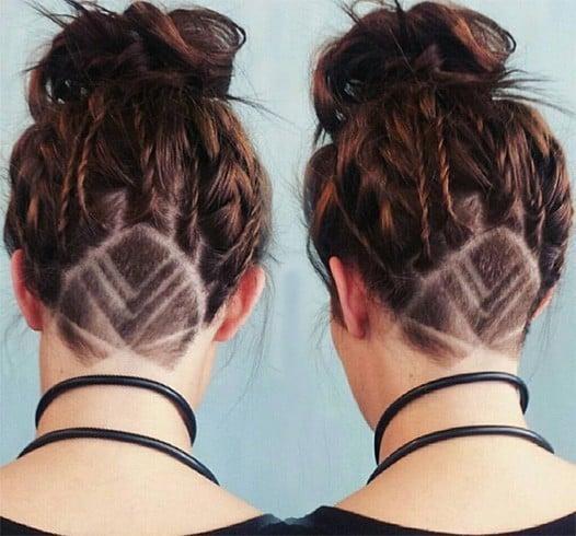 Hair Tattoo Designs