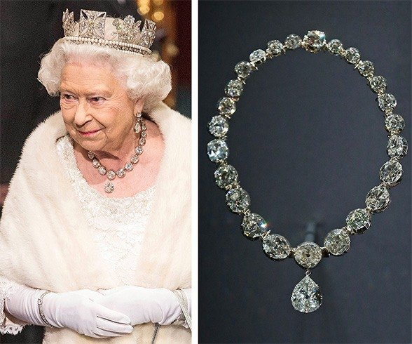 How Much Is The Queen Jewelry Worth