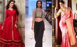 How To Look Taller In Indian Outfits