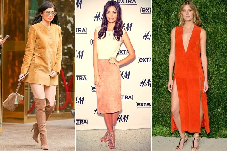 How To Wear Suede