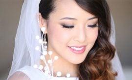 Japanese Bridal Makeup