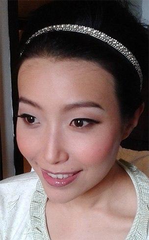 Japanese Eyebrow Makeup