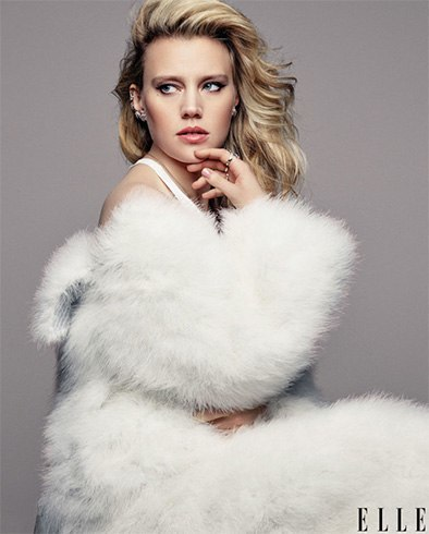 Kate McKinnon on Elle July 2016 Photoshoot