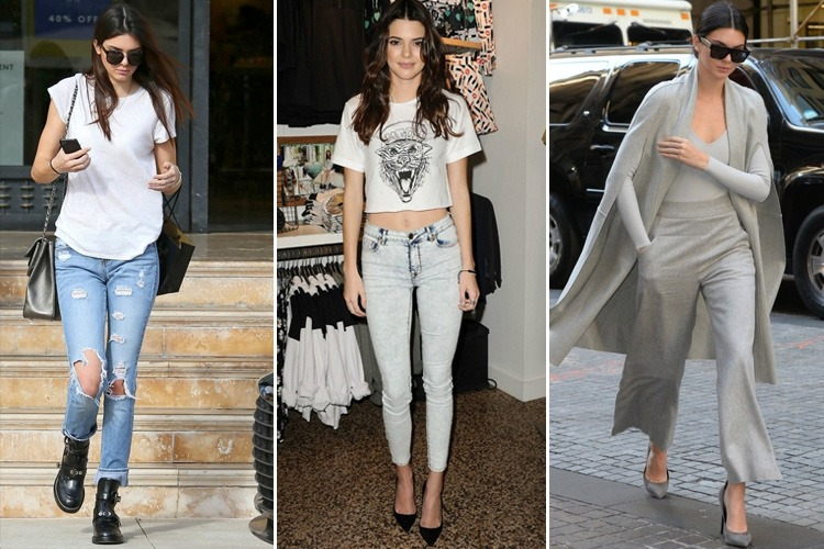 Kendall Jenner Style Transformation