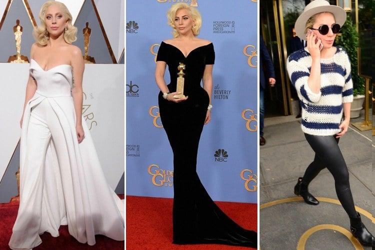 Lady Gaga Style Transformation