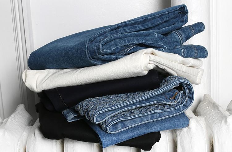 Denim Care Through Less Wash