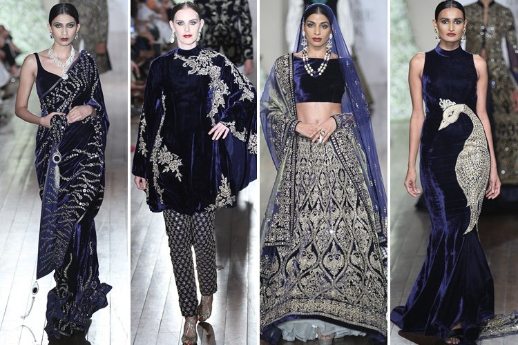 Manav At 2016 India Couture Week
