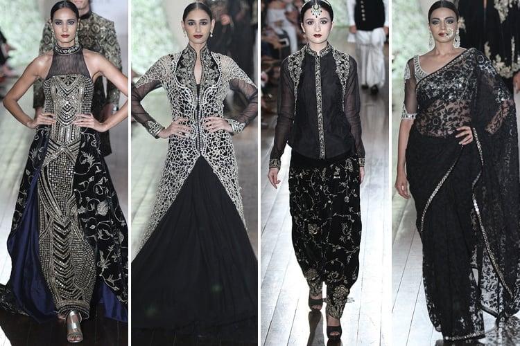 Manav Gangwani At 2016 India Couture Week