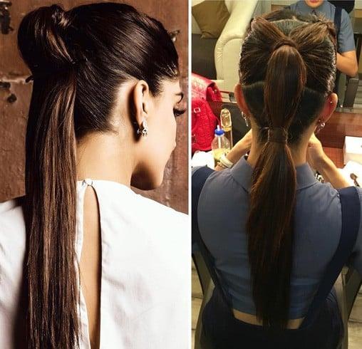 Namrata Soni hairstyles
