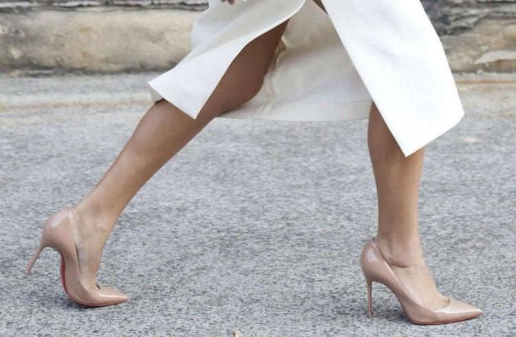 Nude Shoe