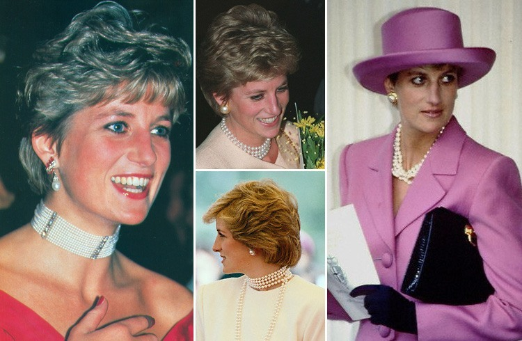 Princess Diana Jewelry Box