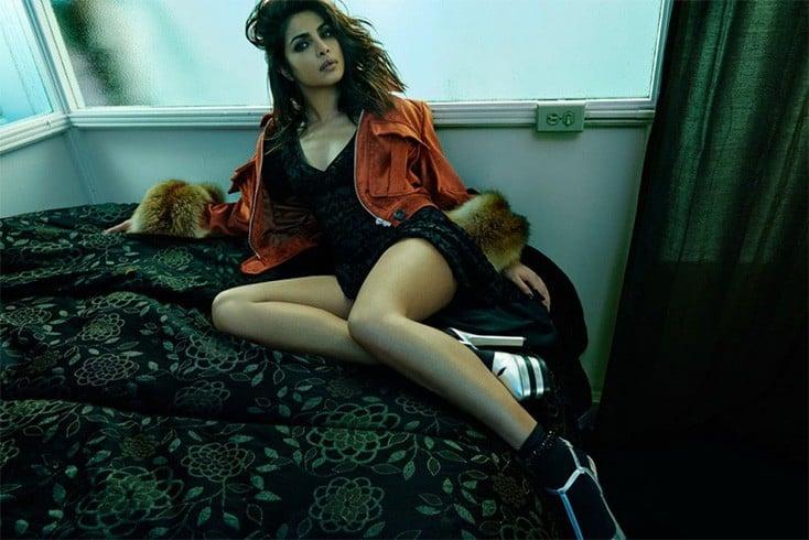 Priyanka Chopra Flaunt August 2016 Photoshoot