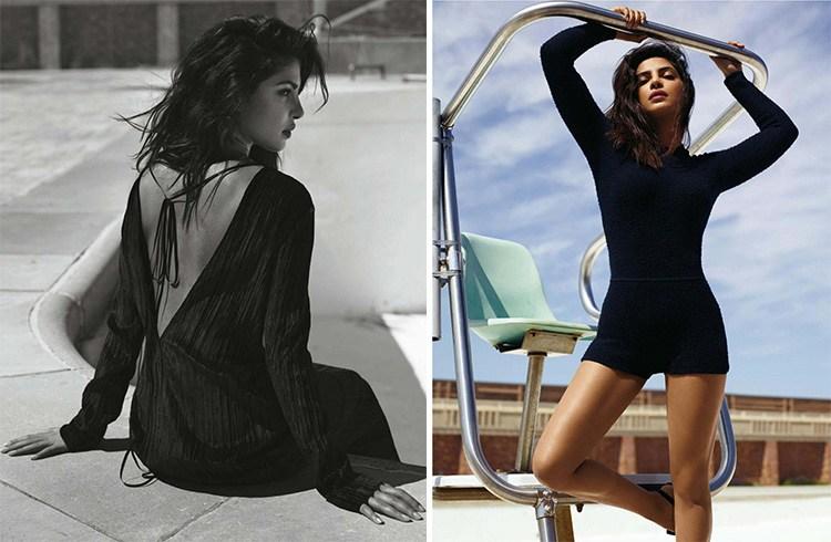 Priyanka Chopra Instyle August 2016 Shoot