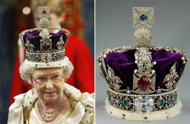 Queen Elizabeth II Crown