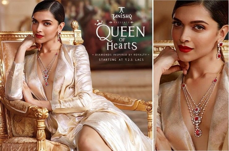 Queen Of Hearts Collection from Tanishq