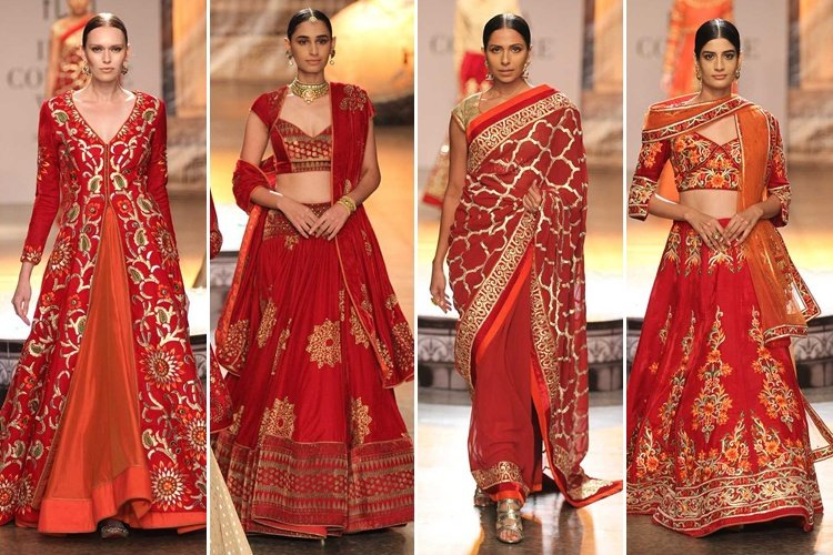 Reynu At 2016 India Couture Week