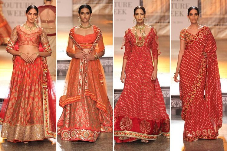 Reynu At India Couture Week 2016
