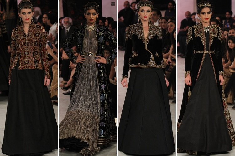 Rohit Bal At India Couture Week
