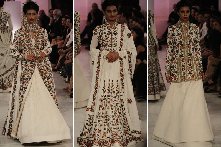 Rohit Bal At 2016 India Couture Week